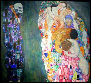 La morte di Klimt